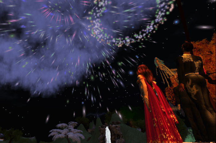 SL fireworks