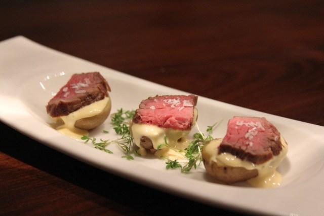 Erdäpfel & Steak
