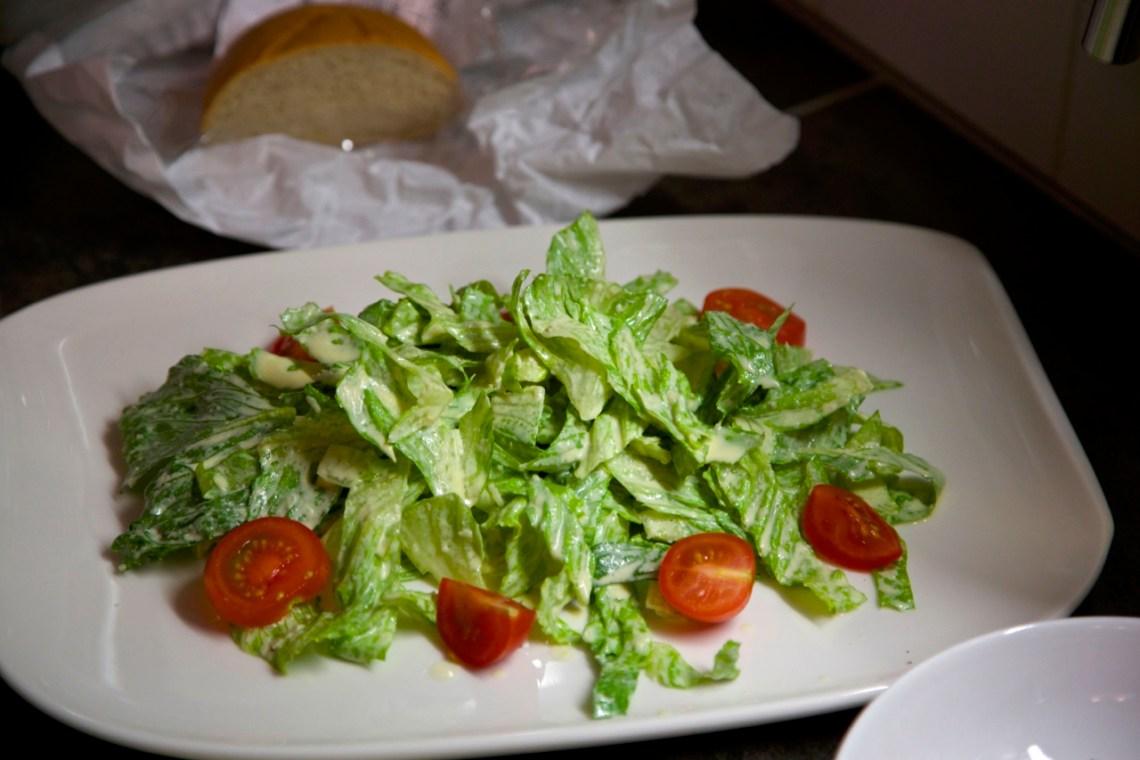 Caesar´s Salad Dressing