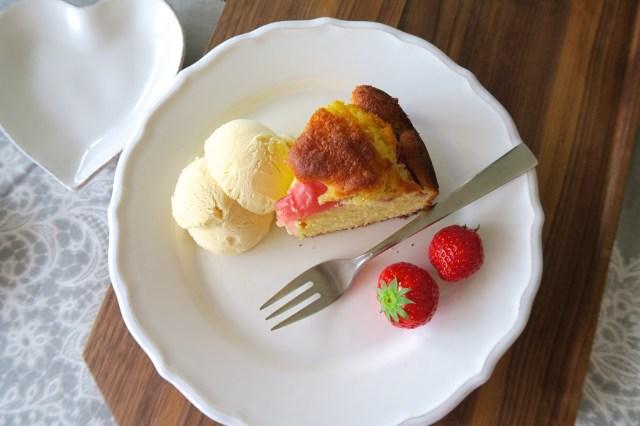 Rhabarber-Pfirsich-Kuchen – 12