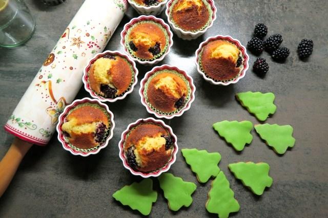 Weihnachtsbaum-Muffins – 08