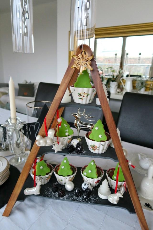 Weihnachtsbaum-Muffins – 47
