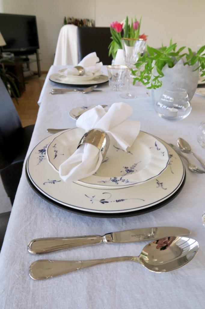 Tischdeko, Frühlingsdekoration