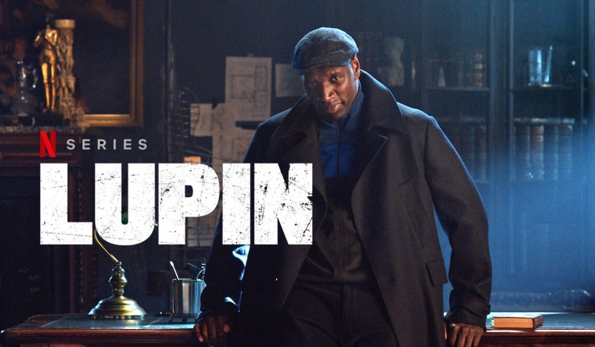 LUPIN - The Netflix Exclusive is a Charming French Heist Series 1