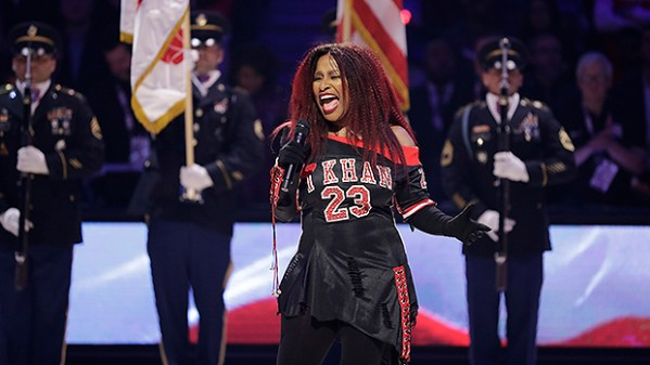 Chaka Khan Belts Out Highly effective Nationwide Anthem At 2020 NBA All-Star Recreation - Binge Post
