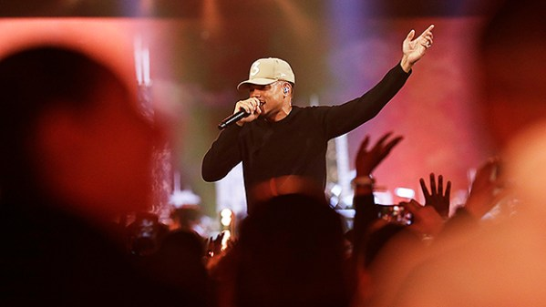 Probability The Rapper Pump Ups The Crowd & Pays Tribute To Kobe With NBA All-Star Recreation Halftime Present - Binge Post