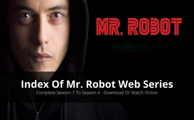 Index Of Mr. Robot Season 1 To Season 4 [Download Availability & More]