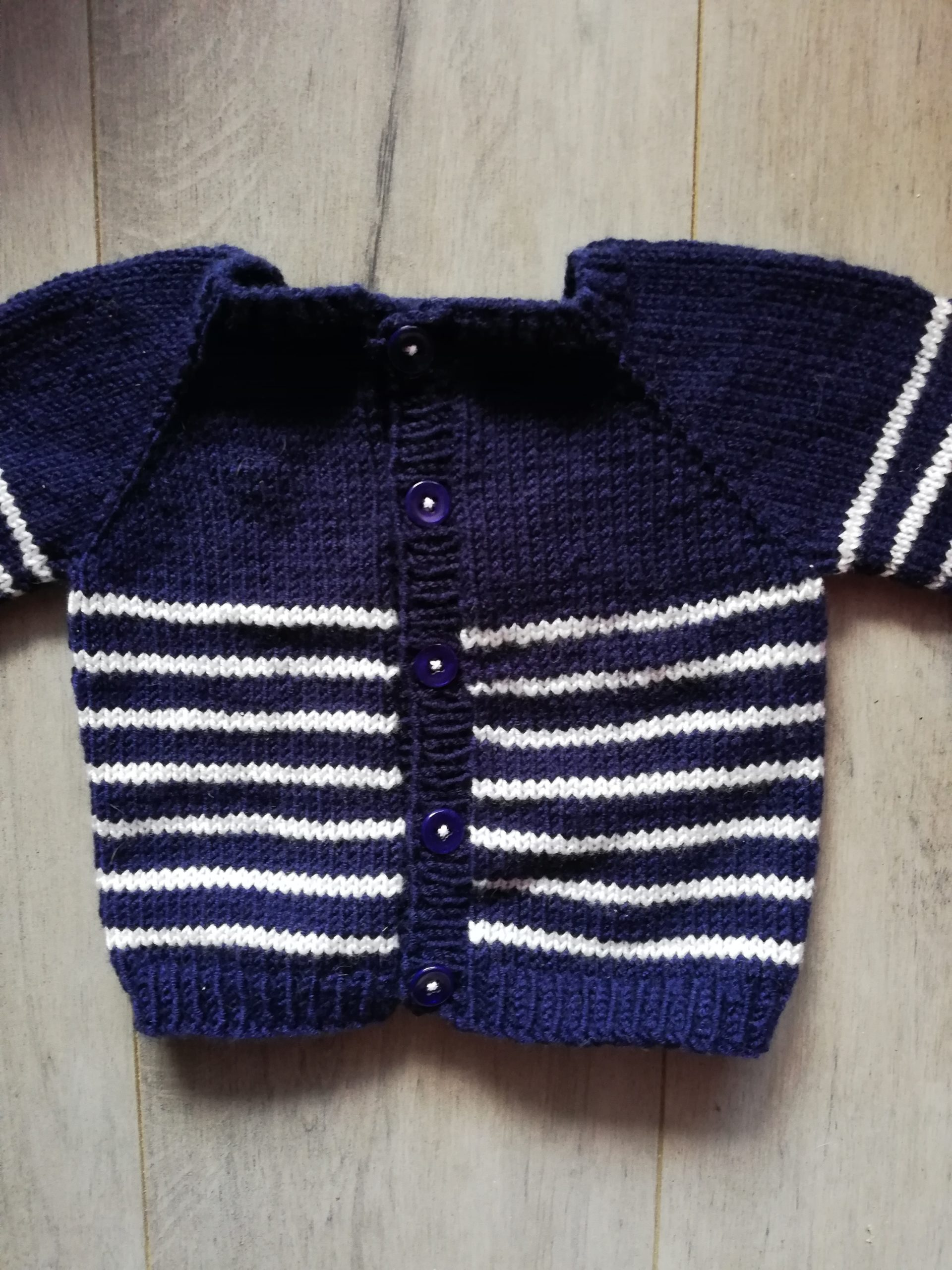 Charlie Cardigan Tricot