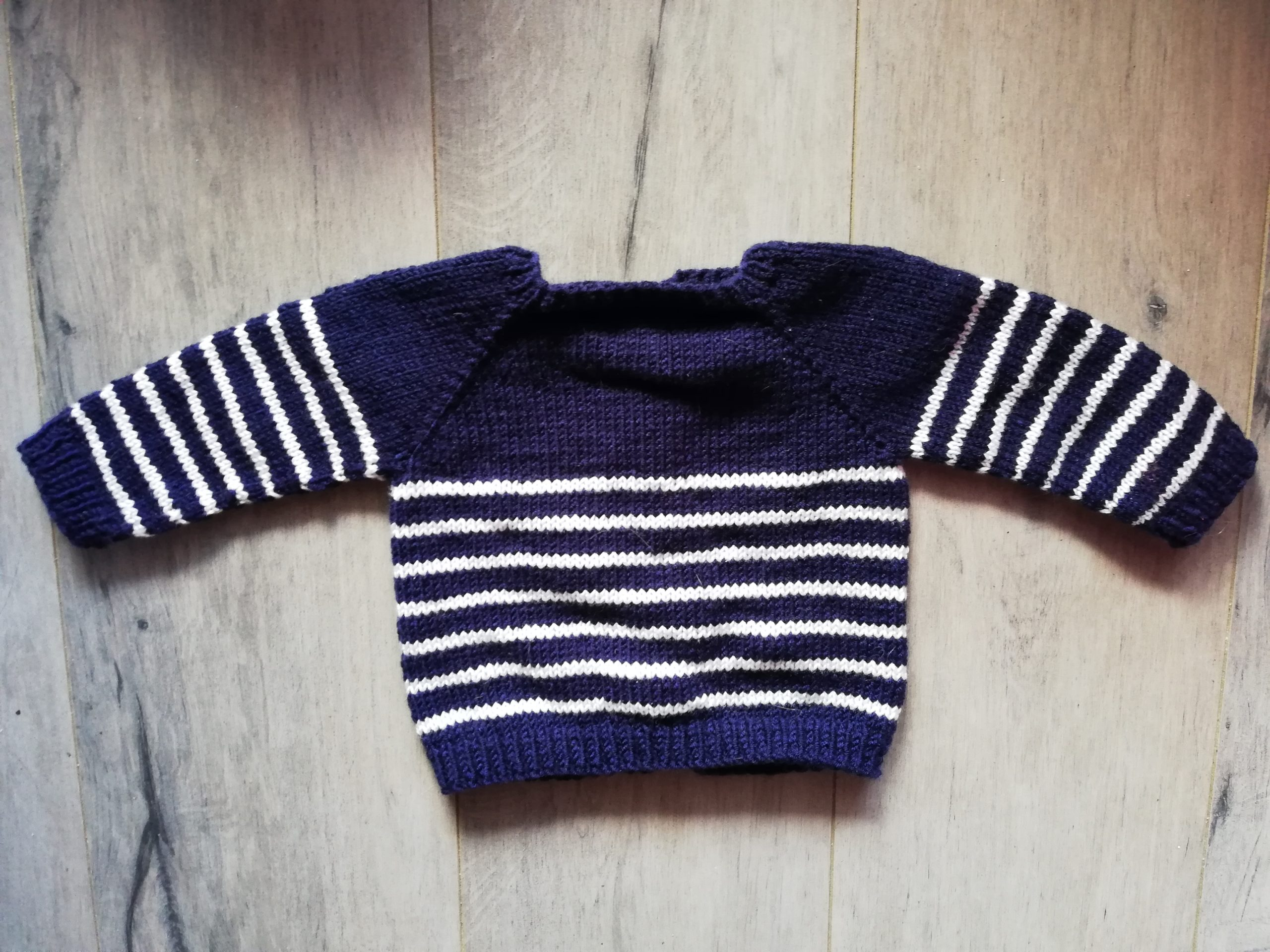 Charlie Cardigan Tricot dos
