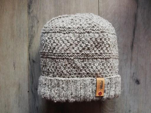 bonnet mont caly au tricot