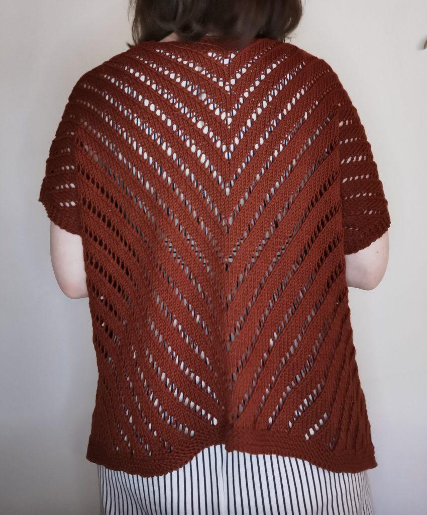 Kimi Kimono tricot