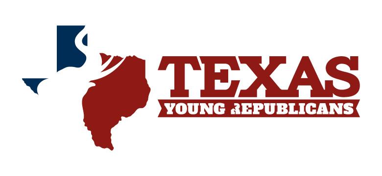 Texas Young Republicans Full Logo