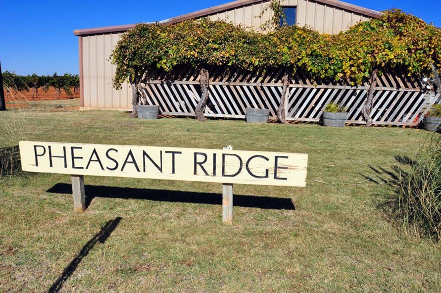 The Binghams Acquire Pheasant Ridge Winery and Vineyard