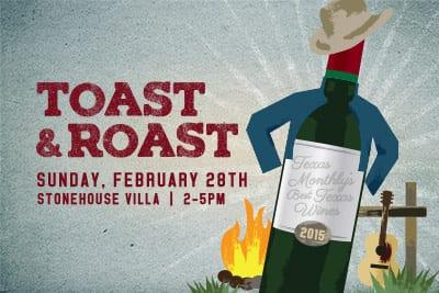 2nd Annual Toast & Roast