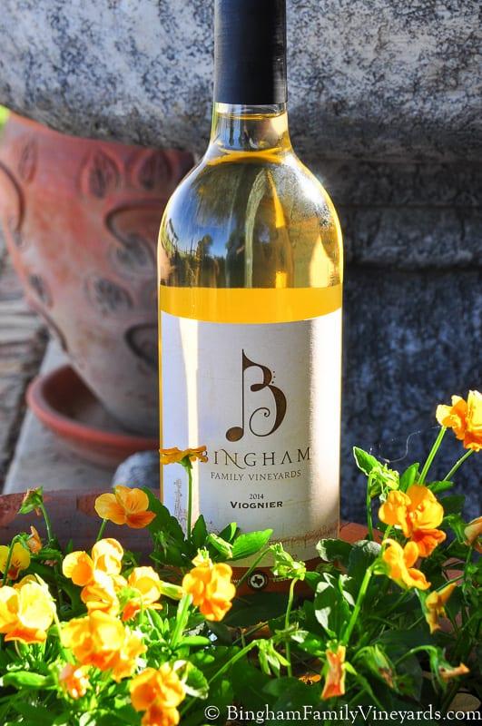 2014 Viognier Bingham Family Vineyards