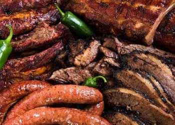 Iron Works BBQ, Austin Texas