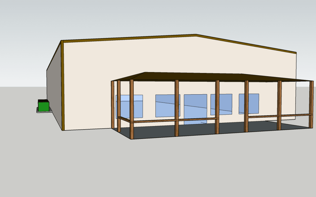 New Barrel Room and Tasting Room Coming at Bingham Family Vineyards at Meadow