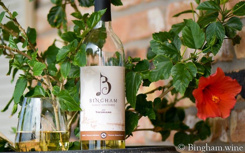 2017 Trebbiano – July Monthly Wine Club Wine
