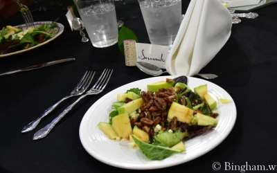 Meadow Wine Club Dinner 2019