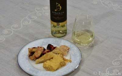 Thanksgiving at Bingham Family Vineyards, Winery, & Organic Farm 2020