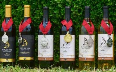 Bingham 2020 San Francisco International Wine Competition Winners