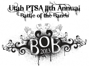 2013 Battle of the Bands Poster