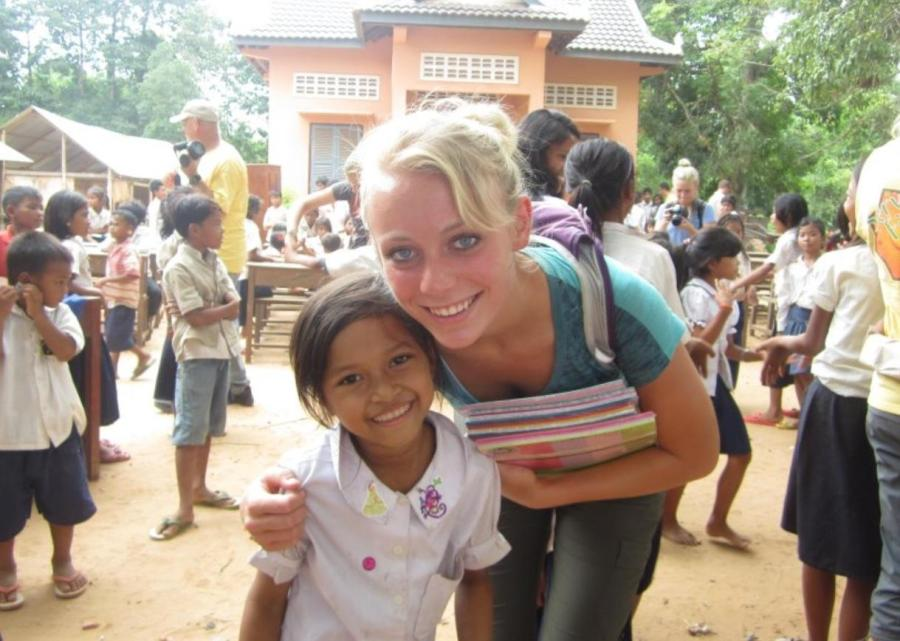Cambodian Kids Care Center