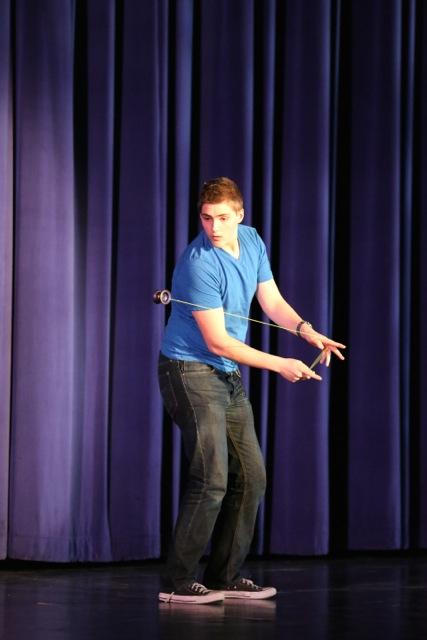 Bingham's Got Talent