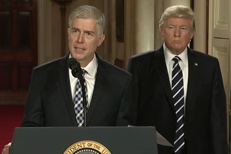 Trump's Supreme Court Nominee