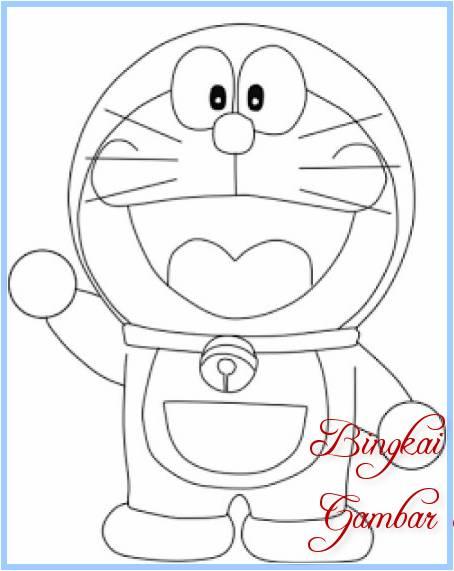 Unduh 620 Gambar Sketsa Doraemon Paling Mudah HD Terbaik