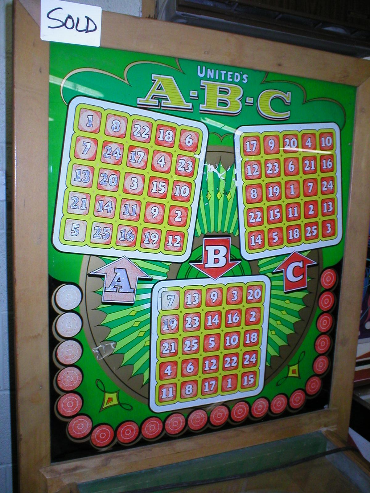 Abc Coin Game Game Bitcoin Shop Stock