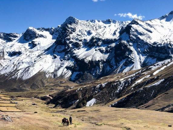 Ausangate, Peru