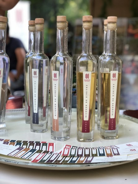 Be wary of the Romanian palinka...