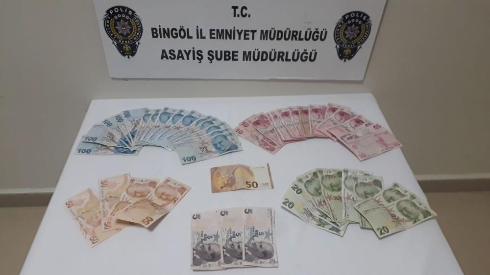 Şehir şehir gezip yardım bahanesiyle yaşlıları soyan şüpheli Bingöl'de yakalandı