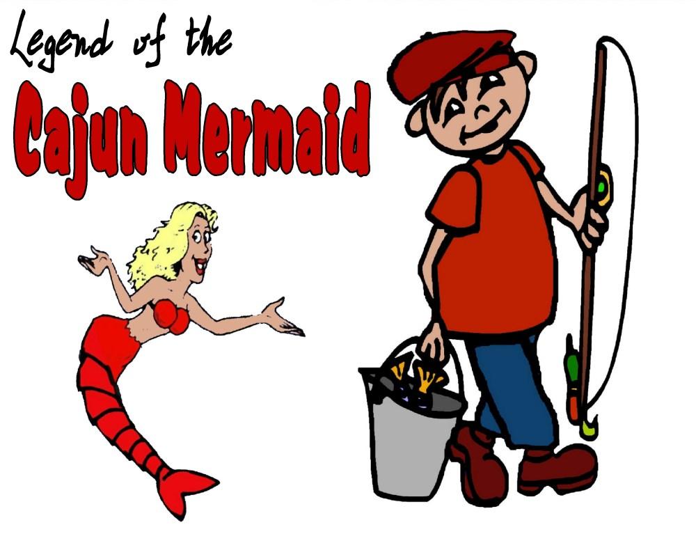 Life In The Swamp: The Cajun Mermaid (1/4)