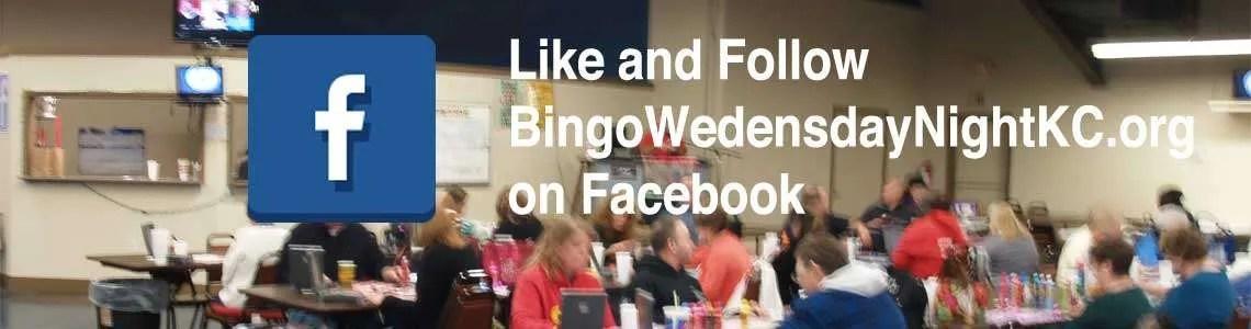 follow us on facebook -bingowednesdaynightkc.org