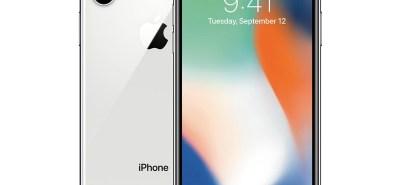 iPhone X màu trắng