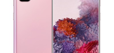 Samsung Galaxy S20 màu hồng
