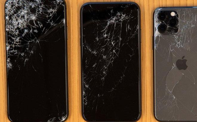Màn hình iPhone 11/ 11 Pro/ 11 Pro Max bị vỡ