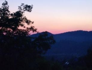 Sonnenuntergang - 24.05.