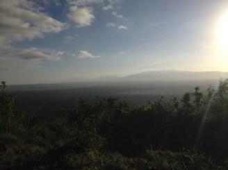 Panorama Ausblick vom Panorama Campsite