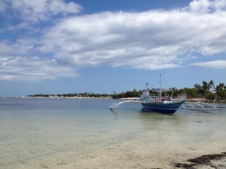Logon Beach auf Malapascua