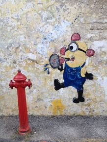 Minion in George Town