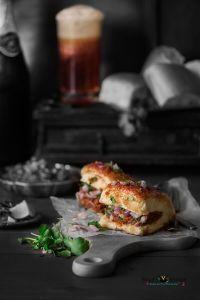 Masala Pav (Spicy Bread)