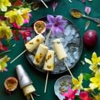 Passion Fruit Kulfi