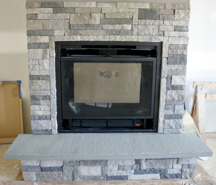 Fireplace Diy Makeover