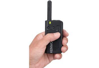Kenwood PKT 23E portofoon met hand