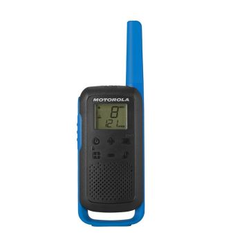 Motorola T62 blauw zwart 1