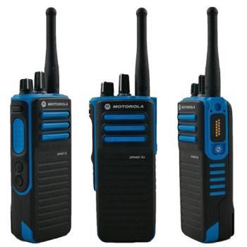 Motorola dp4401 3 BINK portofoons