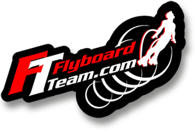 Flyboard team